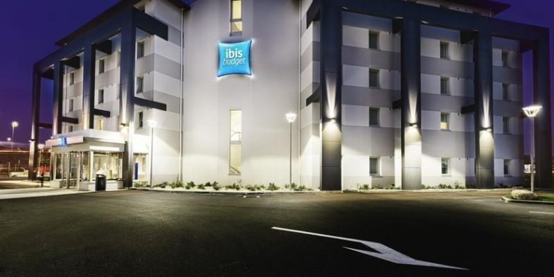 Hotel Ibis Budget - Portes les Valence